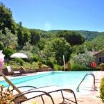 Ferienhaus Toskana TOH365 - Poolbereich