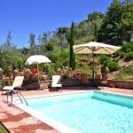 Ferienhaus Toskana TOH365 - Sonnenliegen am Pool
