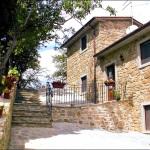 Ferienhaus Toskana TOH375 - Auffahrt