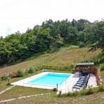 Ferienhaus Toskana TOH375 - Garten mit Pool