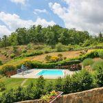Ferienhaus Toskana TOH375 Grundstück mit Pool
