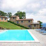 Ferienhaus Toskana TOH375 Pool
