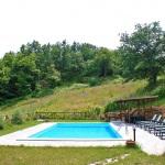 Ferienhaus Toskana TOH375 - Poolbereich