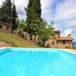 Ferienhaus Toskana TOH375 - Swimmingpool