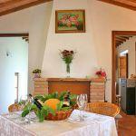 Ferienhaus Toskana TOH375 Tisch