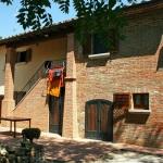 Ferienhaus Toskana TOH405 - Eingangsbereich