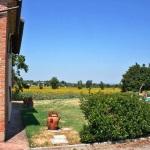 Ferienhaus Toskana TOH405 - Garten mit Pool