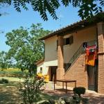 Ferienhaus Toskana TOH405 - Hausansicht