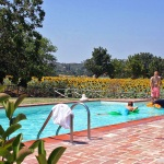 Ferienhaus Toskana TOH405 - Pool