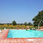 Ferienhaus Toskana TOH405 - Sonnenliegen am Pool