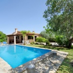 Finca Mallorca MA2016 - Garten mit Pool