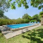 Finca Mallorca MA2016 - Gartengrundstück