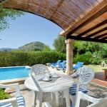 Finca Mallorca MA2016 - Gartentisch
