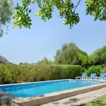 Finca Mallorca MA2016 - schöner Garten