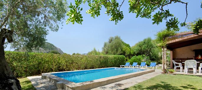 Ferienhaus Mallorca mit Pool MA2016