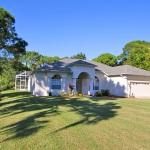 Florida Ferienhaus FVE41712 Blick auf das Haus