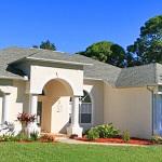 Florida Ferienhaus FVE41712 Hausansicht vorne