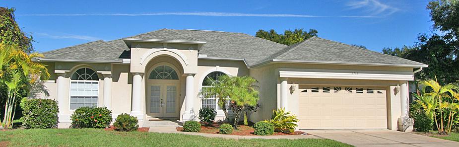 Ferienhaus Florida FVE41716 - Ferienhaus mit Garage