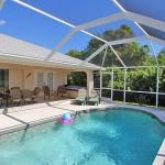 Florida Villa FVE4221 - Poolterrasse