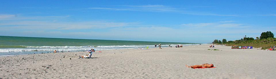 Ferienhaus Florida FVE42465 - Strandansicht