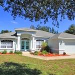 Florida Villa FVE42465 Vorgarten