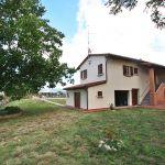 Toskana Ferienhaus TOH405 Blick auf das Haus
