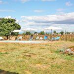 Toskana Ferienhaus TOH405 Garten mit Pool