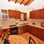 Toskana Ferienhaus TOH405 Küchenzeile