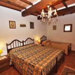 Toskana Ferienhaus TOH405 Schlafzimmer