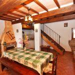 Toskana Ferienhaus TOH405 Wohnbereich