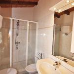 Toskana Ferienhaus TOH570 - Bad mit Dusche