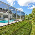Villa Florida FVE41716 Pool mit Insektenschutz