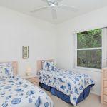 Villa Florida FVE41716 Schlafraum mit 2 Betten