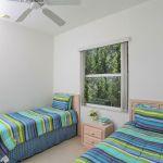 Villa Florida FVE41716 Schlafraum mit zwei Betten
