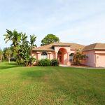 Villa Florida FVE41780 Garten mit Palmen