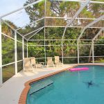 Villa Florida FVE41780 Swimmingpool mit Insektenschutz