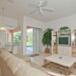 Villa Florida FVE41780 Wohnbereich mit TV