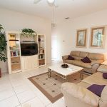 Villa Florida FVE41780 Wohnraum mit TV