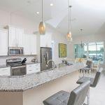 Villa Florida FVE42031 Küche mit Esstheke