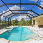 Villa Florida FVE42031 Pool mit Schutz