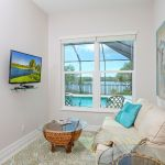 Villa Florida FVE42031 Wohnraum mit TV