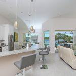 Villa Florida FVE42031 offene Küche mit Theke