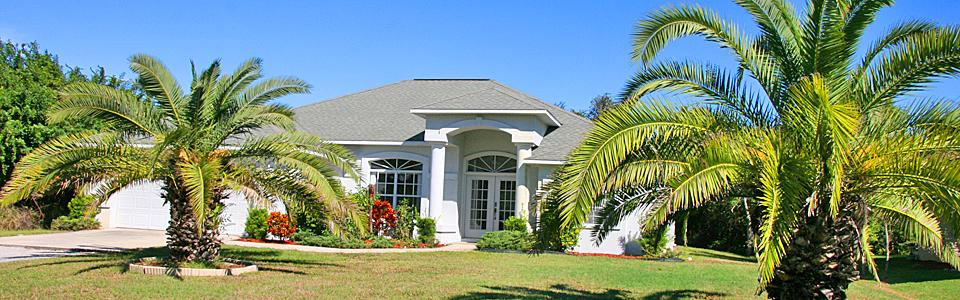 Ferienhaus Florida FVE42435 - Hausansicht von vorne