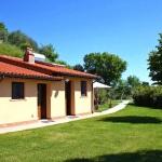 Ferienhaus Toskana TOH102 - Hausansicht