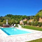 Ferienhaus Toskana TOH102 - Poolbereich