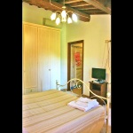 Ferienhaus Toskana TOH102 - Schlafraum
