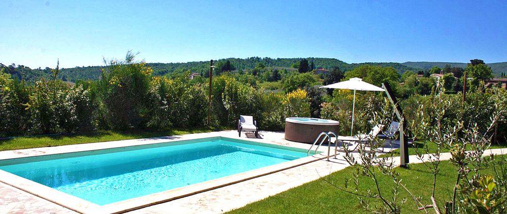 Toskana Ferienhaus für 2 bis 4 Personen