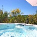 Ferienhaus Toskana TOH102 - Whirlpool im Garten
