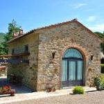 Ferienhaus Toskana TOH105 - überachte Terrasse