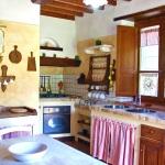 Ferienhaus Toskana TOH105 - Essbereich